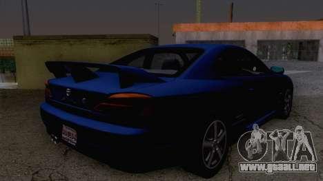 Nissan Silvia S15 Stock para GTA San Andreas left