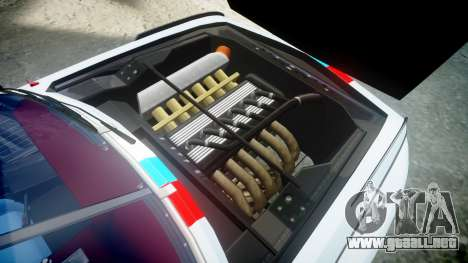 BMW 3.0 CSL Group4 para GTA 4 vista hacia atrás