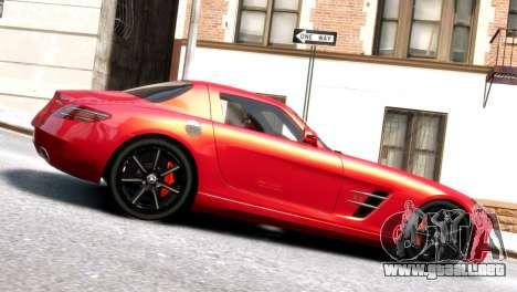 Mercedes-Benz SLS AMG 2011 [EPM] para GTA 4 left