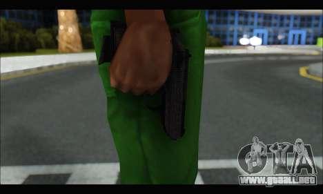 GTA ONLINE: SNS Pistol para GTA San Andreas tercera pantalla