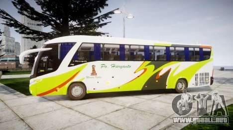 Marcopolo Paradiso G7 1200 PO Haryant para GTA 4 left