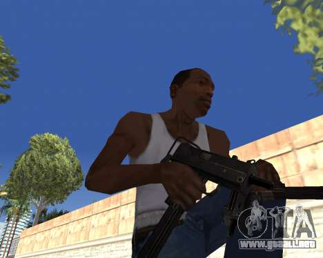 HD Weapon Pack para GTA San Andreas séptima pantalla