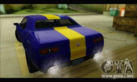 Bravado Gauntlet (GTA V) para la visión correcta GTA San Andreas