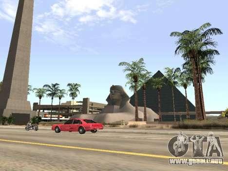 Real California Timecyc para GTA San Andreas novena de pantalla