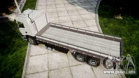 Scania 124G 400 para GTA 4 visión correcta