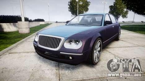Enus Cognoscenti VIP para GTA 4