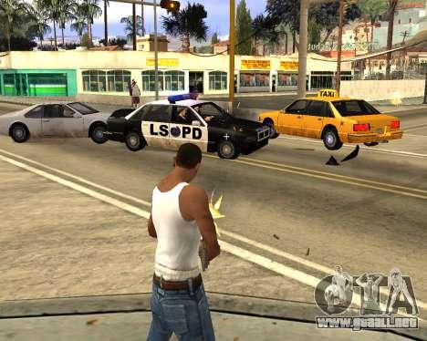 GTA 5 Effects para GTA San Andreas