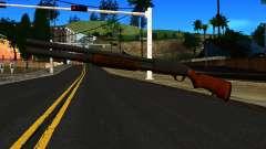 De madera MP-133 Plata para GTA San Andreas