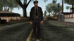 Police Skin 11 para GTA San Andreas