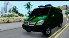 Mercedes-Benz Sprinter De La Banca Privada para GTA San Andreas