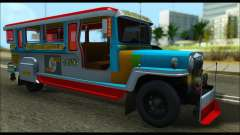 Jeepney Legacy para GTA San Andreas