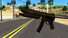 MP5 from GTA 4