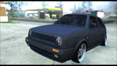 VW Golf MK2 para GTA San Andreas