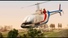 Malaysian Polis Helicopter Eurocopter Squirrel