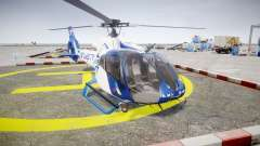 Eurocopter EC130 B4 TRANS TV