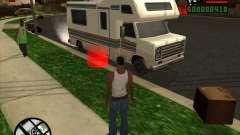 Camping Modificación - Versión Beta para GTA San Andreas