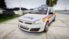Vauxhall Astra 2005 Police [ELS] Britax