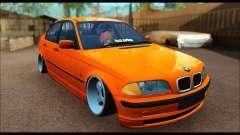 BMW e46 Sedan para GTA San Andreas
