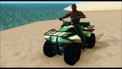 ATV Army Edition para GTA San Andreas