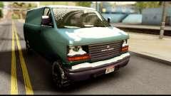 GTA 5 Burrito para GTA San Andreas