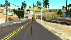 Poolcue from GTA 4 para GTA San Andreas
