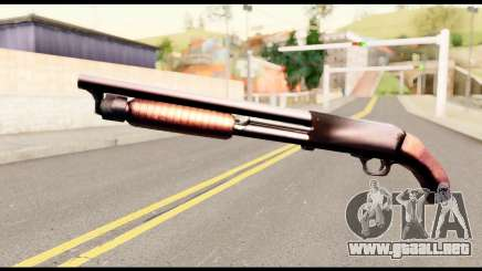 M37 from Metal Gear Solid para GTA San Andreas