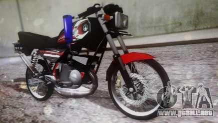 Yamaha RX King para GTA San Andreas