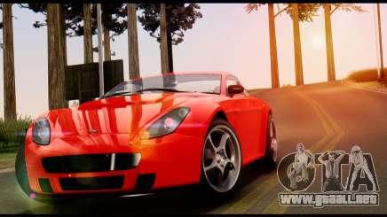 GTA 5 Dewbauchee Rapid GT Coupe [IVF] para GTA San Andreas