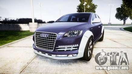 Audi Q7 2009 ABT Sportsline [Update] rims1 para GTA 4