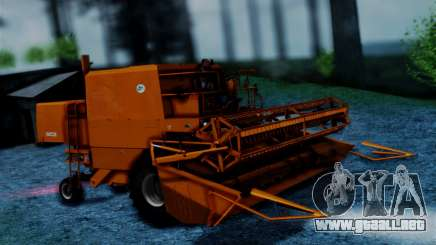 FMZ BIZON Super Z056 1985 Orange para GTA San Andreas
