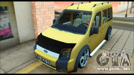 Ford Transit Connect para GTA San Andreas