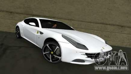 Ferrari FF para GTA Vice City