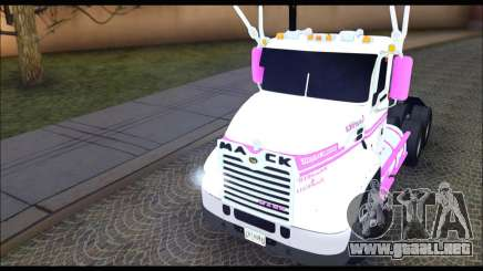 Mack Vision Pinnacle 2010 para GTA San Andreas