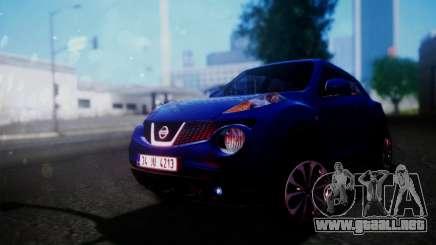 Nissan Juke 2012 para GTA San Andreas