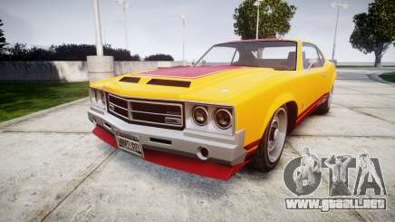Declasse Sabre GT Little Wheel para GTA 4