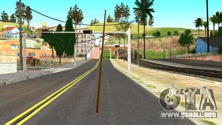 Poolcue from GTA 4 para GTA San Andreas