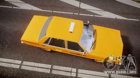 Ford Fairmont 1978 Taxi v1.1 para GTA 4 visión correcta