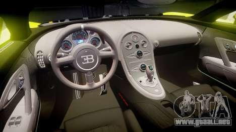 Bugatti Veyron Super Sport 2011 [EPM] Ken Block para GTA 4