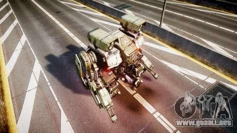 Enhanced Power Armor para GTA 4 segundos de pantalla