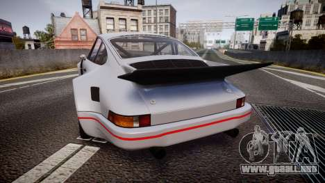 Porsche 911 Carrera RSR 3.0 1974 para GTA 4