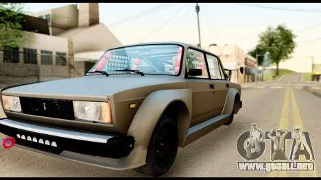VAZ 2105 Deportes para GTA San Andreas