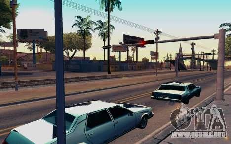 ENB by Dvi v 1.0 para GTA San Andreas segunda pantalla