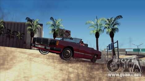 ENB Echo para GTA San Andreas tercera pantalla