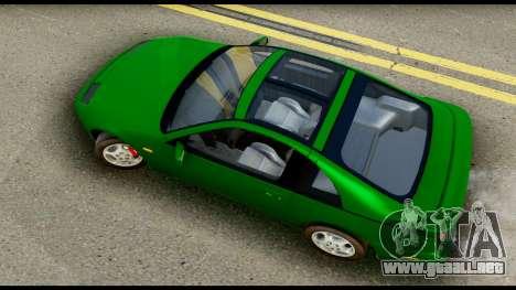 Nissan 300ZX para la visión correcta GTA San Andreas