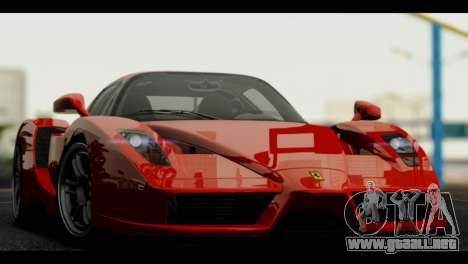 Evolution Graphics X v.248 para GTA San Andreas segunda pantalla