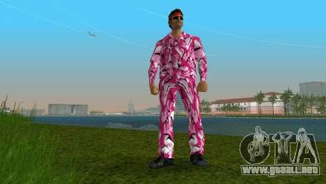 Camo Skin 20 para GTA Vice City
