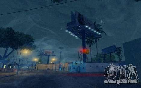 ENB by Dvi v 1.0 para GTA San Andreas sexta pantalla