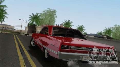 ENBSeries by Blackmore 0.075c para GTA San Andreas novena de pantalla