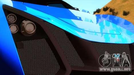 ENB Real for very low PC para GTA San Andreas décimo de pantalla
