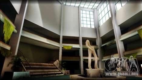 ENBSeries for medium PC para GTA San Andreas novena de pantalla